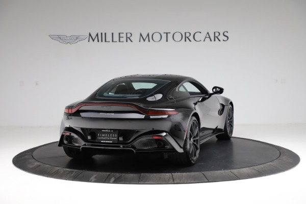 Used 2019 Aston Martin Vantage for sale Sold at Maserati of Westport in Westport CT 06880 6