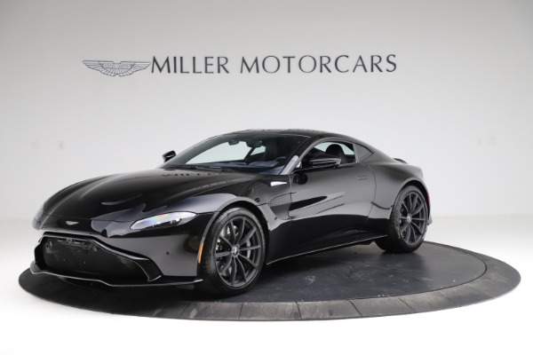 Used 2019 Aston Martin Vantage for sale Sold at Maserati of Westport in Westport CT 06880 1