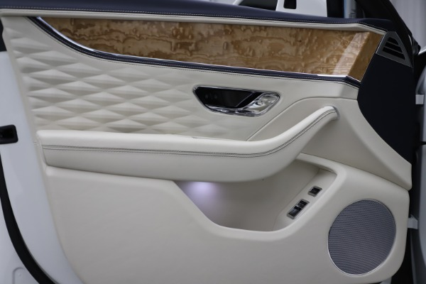 New 2021 Bentley Flying Spur W12 First Edition for sale Call for price at Maserati of Westport in Westport CT 06880 17