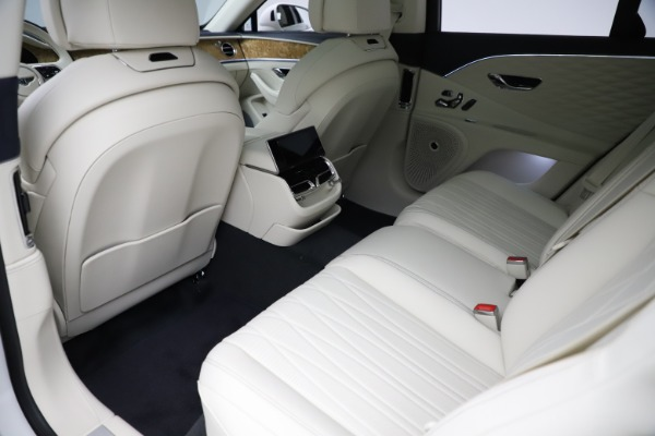 New 2021 Bentley Flying Spur W12 First Edition for sale Call for price at Maserati of Westport in Westport CT 06880 22