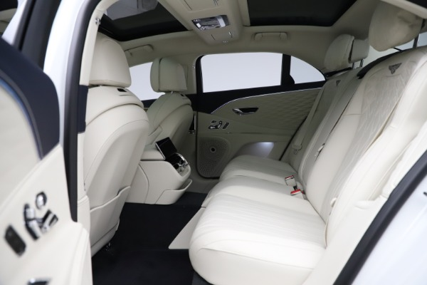 New 2021 Bentley Flying Spur W12 First Edition for sale Call for price at Maserati of Westport in Westport CT 06880 23