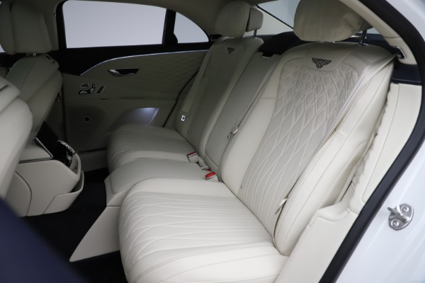 New 2021 Bentley Flying Spur W12 First Edition for sale Call for price at Maserati of Westport in Westport CT 06880 24