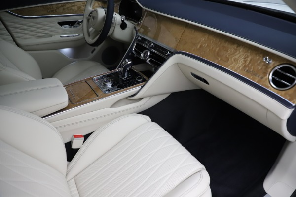 New 2021 Bentley Flying Spur W12 First Edition for sale Call for price at Maserati of Westport in Westport CT 06880 26