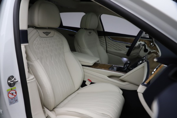 New 2021 Bentley Flying Spur W12 First Edition for sale Call for price at Maserati of Westport in Westport CT 06880 28