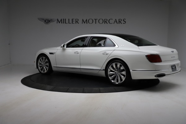 New 2021 Bentley Flying Spur W12 First Edition for sale Call for price at Maserati of Westport in Westport CT 06880 4