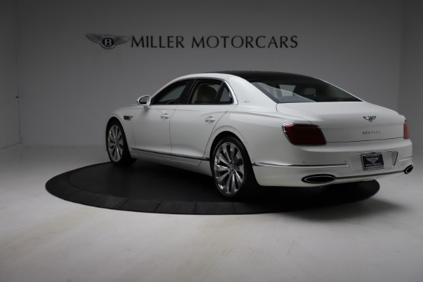 New 2021 Bentley Flying Spur W12 First Edition for sale Call for price at Maserati of Westport in Westport CT 06880 5
