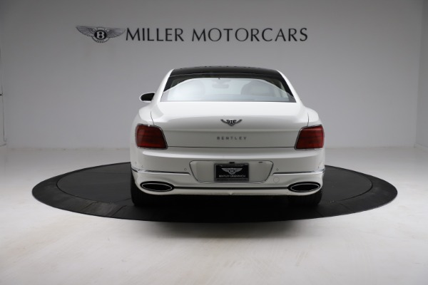 New 2021 Bentley Flying Spur W12 First Edition for sale Call for price at Maserati of Westport in Westport CT 06880 6