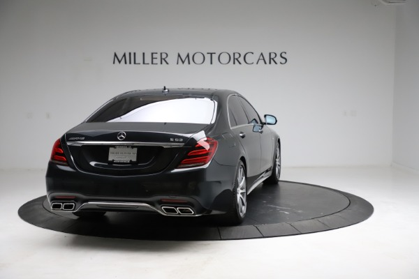 Used 2019 Mercedes-Benz S-Class AMG S 63 for sale $122,900 at Maserati of Westport in Westport CT 06880 10