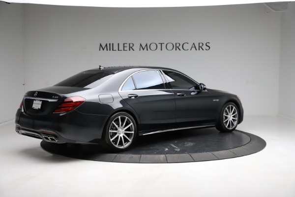 Used 2019 Mercedes-Benz S-Class AMG S 63 for sale $122,900 at Maserati of Westport in Westport CT 06880 12