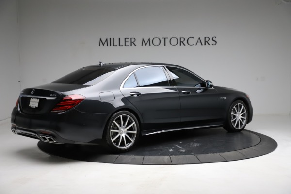 Used 2019 Mercedes-Benz S-Class AMG S 63 for sale $122,900 at Maserati of Westport in Westport CT 06880 13
