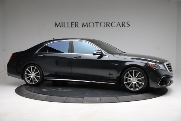 Used 2019 Mercedes-Benz S-Class AMG S 63 for sale $122,900 at Maserati of Westport in Westport CT 06880 17