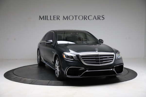 Used 2019 Mercedes-Benz S-Class AMG S 63 for sale $122,900 at Maserati of Westport in Westport CT 06880 20