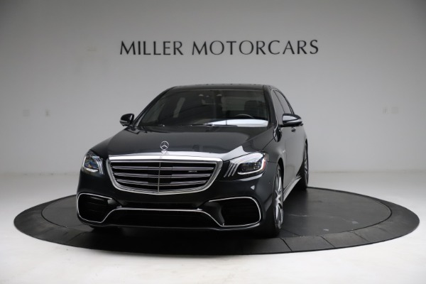 Used 2019 Mercedes-Benz S-Class AMG S 63 for sale $122,900 at Maserati of Westport in Westport CT 06880 22