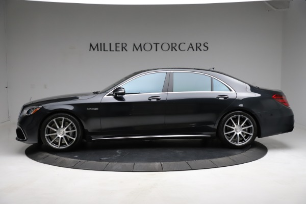 Used 2019 Mercedes-Benz S-Class AMG S 63 for sale $122,900 at Maserati of Westport in Westport CT 06880 4