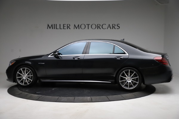Used 2019 Mercedes-Benz S-Class AMG S 63 for sale $122,900 at Maserati of Westport in Westport CT 06880 5