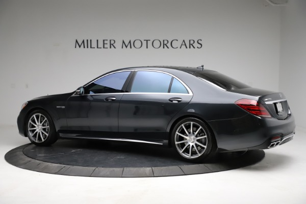 Used 2019 Mercedes-Benz S-Class AMG S 63 for sale $122,900 at Maserati of Westport in Westport CT 06880 6