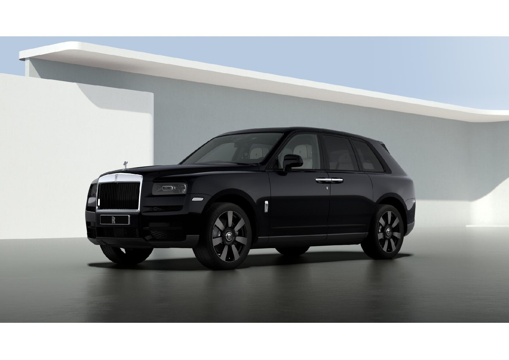 New 2021 Rolls-Royce Cullinan for sale Call for price at Maserati of Westport in Westport CT 06880 1