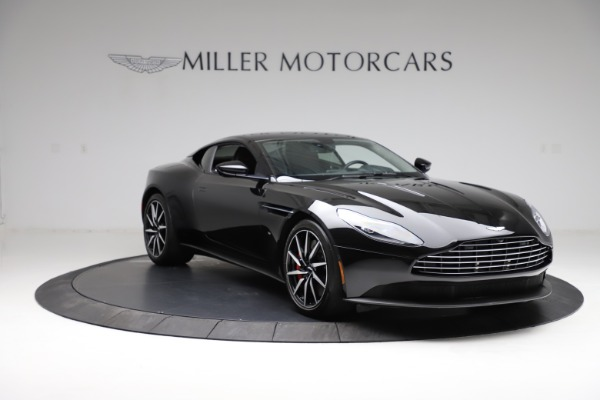 Used 2018 Aston Martin DB11 V12 for sale $159,990 at Maserati of Westport in Westport CT 06880 10