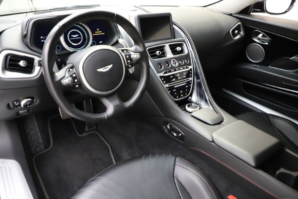 Used 2018 Aston Martin DB11 V12 for sale $159,990 at Maserati of Westport in Westport CT 06880 13