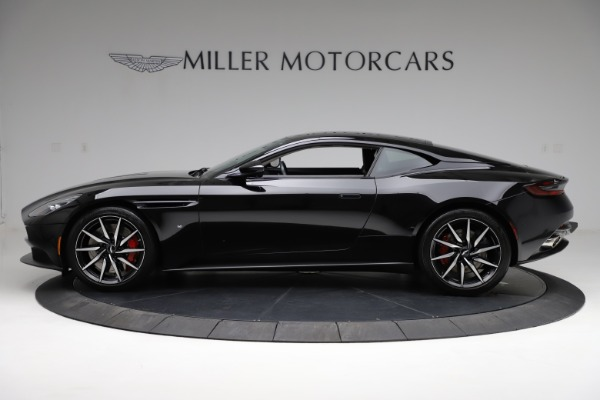 Used 2018 Aston Martin DB11 V12 for sale $159,990 at Maserati of Westport in Westport CT 06880 2