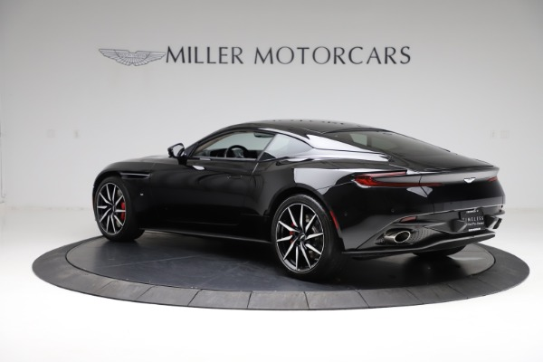 Used 2018 Aston Martin DB11 V12 for sale $159,990 at Maserati of Westport in Westport CT 06880 3