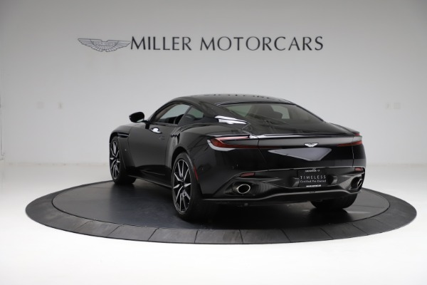 Used 2018 Aston Martin DB11 V12 for sale $159,990 at Maserati of Westport in Westport CT 06880 4