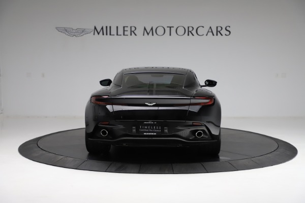 Used 2018 Aston Martin DB11 V12 for sale $159,990 at Maserati of Westport in Westport CT 06880 5