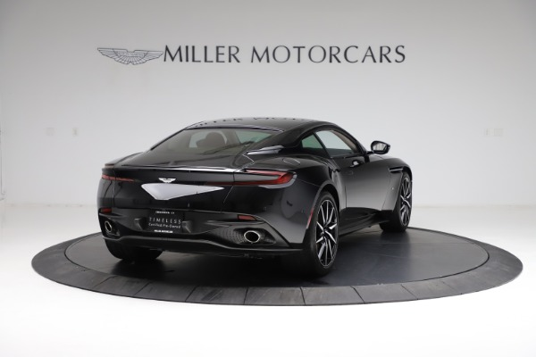 Used 2018 Aston Martin DB11 V12 for sale $159,990 at Maserati of Westport in Westport CT 06880 6