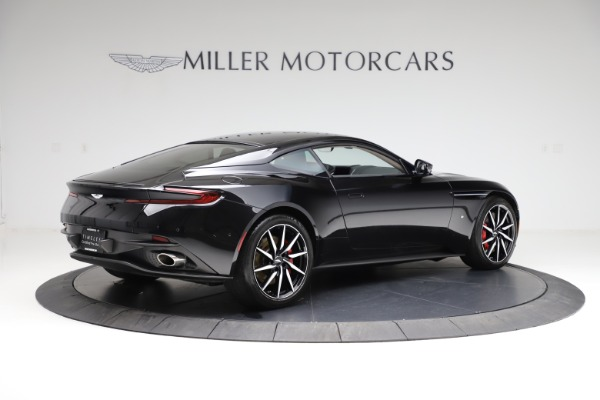 Used 2018 Aston Martin DB11 V12 for sale $159,990 at Maserati of Westport in Westport CT 06880 7