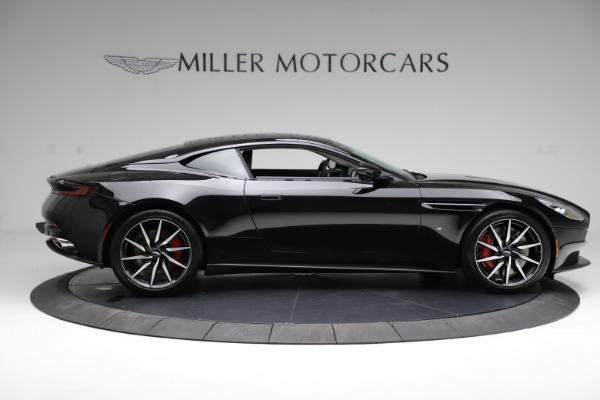 Used 2018 Aston Martin DB11 V12 for sale $159,990 at Maserati of Westport in Westport CT 06880 8
