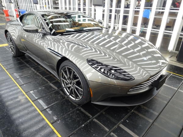 New 2021 Aston Martin DB11 V8 for sale $240,886 at Maserati of Westport in Westport CT 06880 2