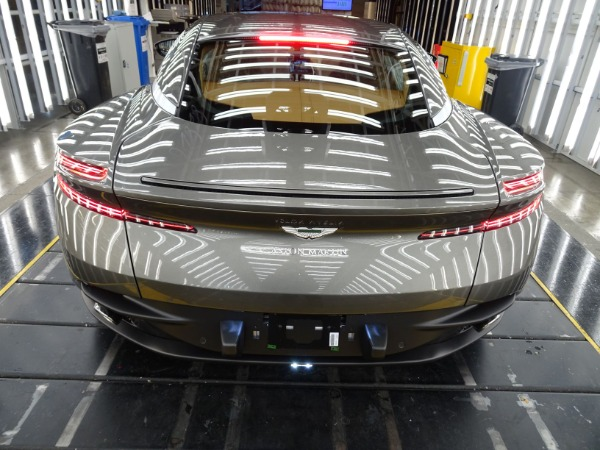 New 2021 Aston Martin DB11 V8 for sale $240,886 at Maserati of Westport in Westport CT 06880 3