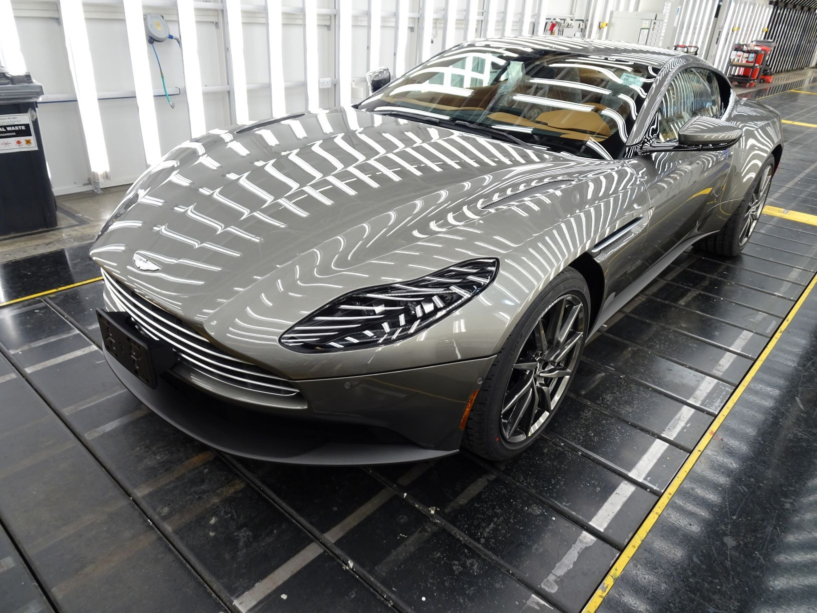 New 2021 Aston Martin DB11 V8 for sale $240,886 at Maserati of Westport in Westport CT 06880 1