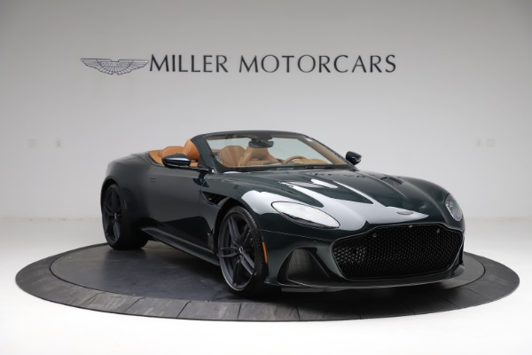 New 2021 Aston Martin DBS Superleggera Volante for sale $392,916 at Maserati of Westport in Westport CT 06880 10