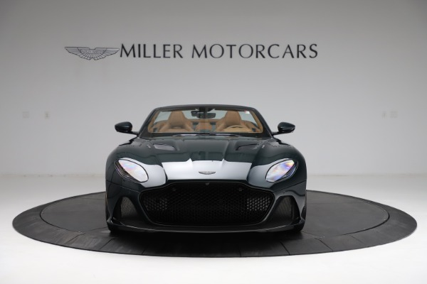 New 2021 Aston Martin DBS Superleggera Volante for sale $392,916 at Maserati of Westport in Westport CT 06880 11