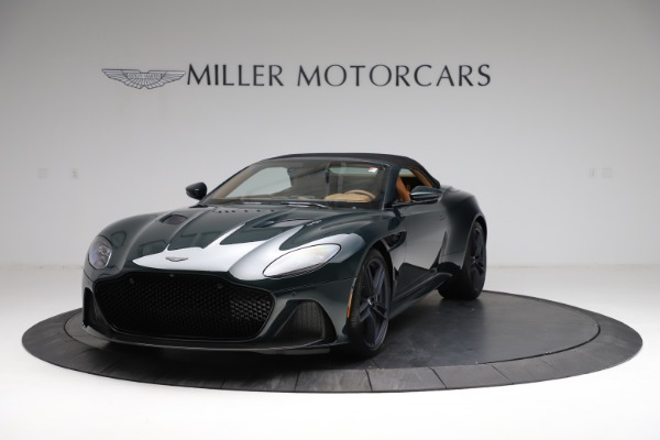 New 2021 Aston Martin DBS Superleggera Volante for sale $392,916 at Maserati of Westport in Westport CT 06880 12