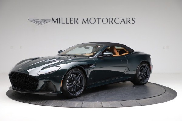 New 2021 Aston Martin DBS Superleggera Volante for sale $392,916 at Maserati of Westport in Westport CT 06880 13