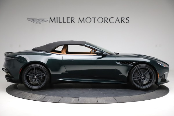 New 2021 Aston Martin DBS Superleggera Volante for sale $392,916 at Maserati of Westport in Westport CT 06880 15