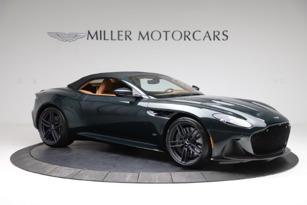 New 2021 Aston Martin DBS Superleggera Volante for sale $392,916 at Maserati of Westport in Westport CT 06880 16