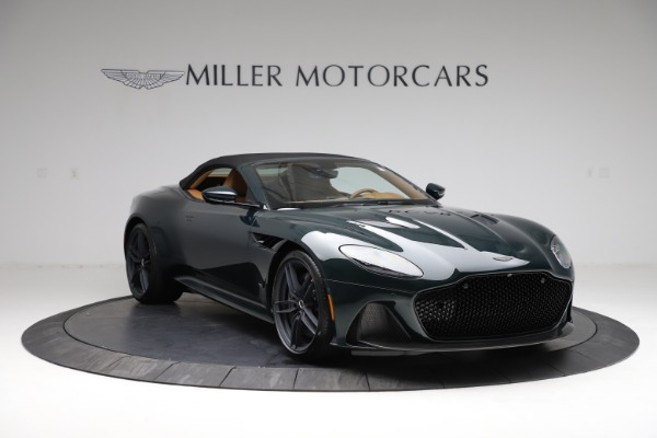 New 2021 Aston Martin DBS Superleggera Volante for sale $392,916 at Maserati of Westport in Westport CT 06880 17
