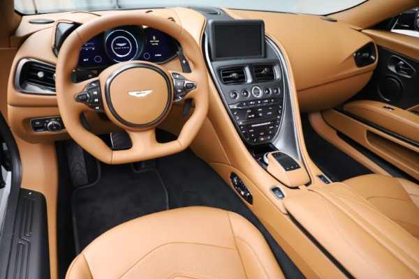 New 2021 Aston Martin DBS Superleggera Volante for sale $392,916 at Maserati of Westport in Westport CT 06880 19
