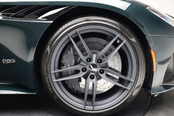 New 2021 Aston Martin DBS Superleggera Volante for sale $392,916 at Maserati of Westport in Westport CT 06880 25