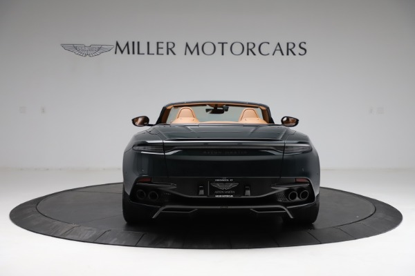 New 2021 Aston Martin DBS Superleggera Volante for sale $392,916 at Maserati of Westport in Westport CT 06880 5
