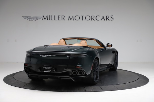 New 2021 Aston Martin DBS Superleggera Volante for sale $392,916 at Maserati of Westport in Westport CT 06880 6