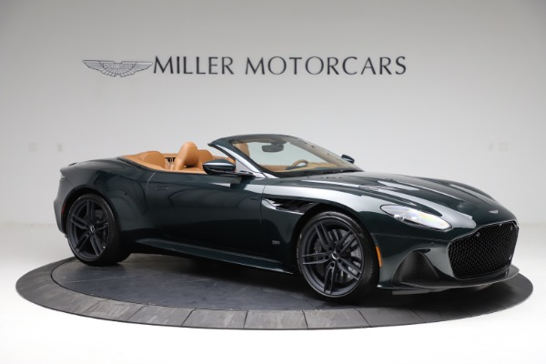 New 2021 Aston Martin DBS Superleggera Volante for sale $392,916 at Maserati of Westport in Westport CT 06880 9