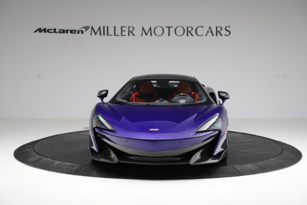 Used 2019 McLaren 600LT for sale $234,900 at Maserati of Westport in Westport CT 06880 11