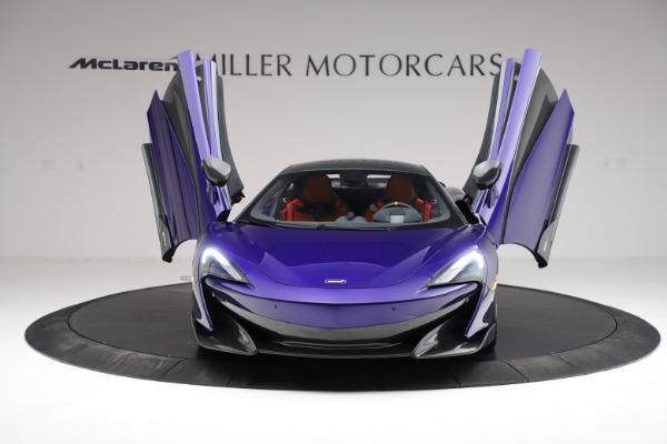 Used 2019 McLaren 600LT for sale $234,900 at Maserati of Westport in Westport CT 06880 12