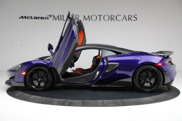 Used 2019 McLaren 600LT for sale $234,900 at Maserati of Westport in Westport CT 06880 14