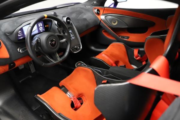 Used 2019 McLaren 600LT for sale $234,900 at Maserati of Westport in Westport CT 06880 15