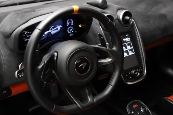 Used 2019 McLaren 600LT for sale $234,900 at Maserati of Westport in Westport CT 06880 18